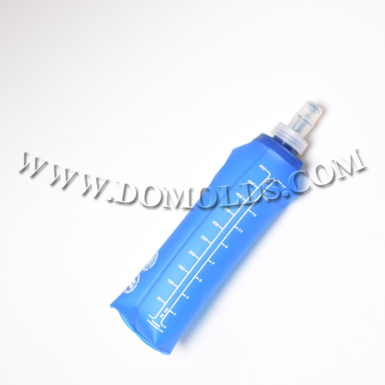 Top Quality Plastic Sport White Drinking Bottle