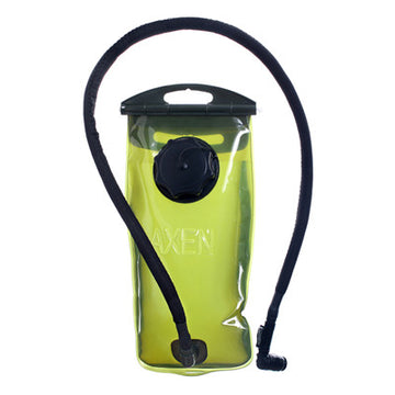 PEVA hydration water bladder, army green water reservoir for hiking day backpack bag DRD001