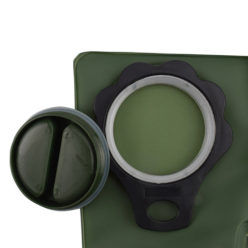 Custom Sample - 1.5 Liter Military Green Water Reservoir