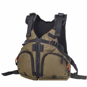 fishing tackle backpack fishing vest pack fishing vest jacket