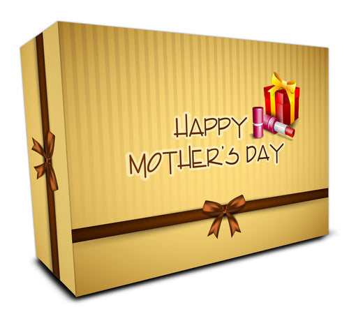 Customisable Golf Ball Packaging Box #3 - Happy Mother's Day