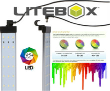"24"" Light Box Photo Booth Kit - (Dimmable LED) - liteboxphotography"