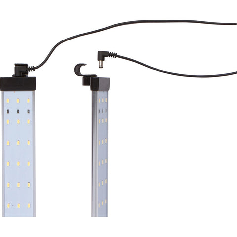 "DIMMABLE LED LIGHTING SYSTEM - 24"" Light Bars w/ Power Adaptor"