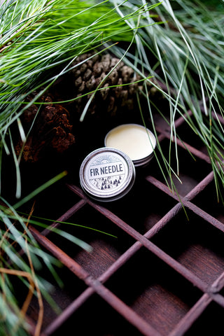 Fir Needle Single Note Solid Perfume