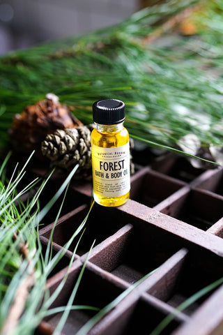 Forest Bath and Body Oil {Travel/Trial Size}