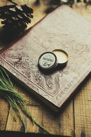 Patchouli Single Note Solid Perfume