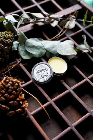 Oakmoss Single Note Solid Perfume