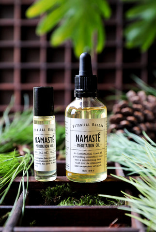 Namaste Meditation Oil Roll-On