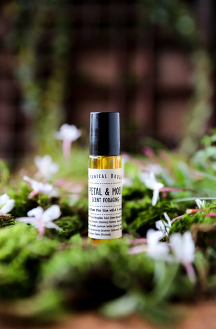 Patchouli Path Meandering | Scent Story | Natural Perfume