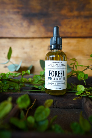 Forest Bath and Body Oil
