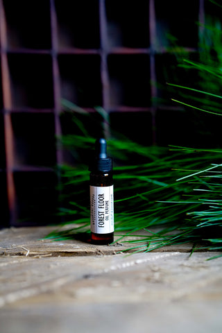 Forest Floor Natural Perfume Oil
