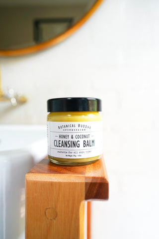 Honey & Coconut Cleansing Balm