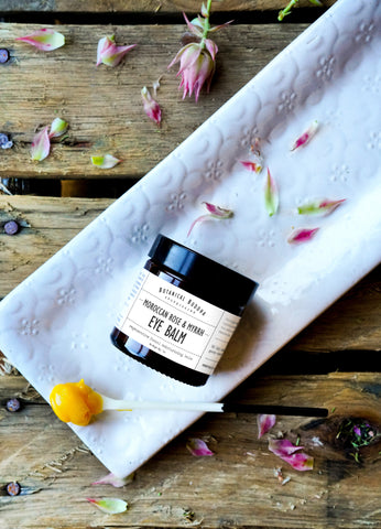 Moroccan Rose and Myrrh Eye Balm