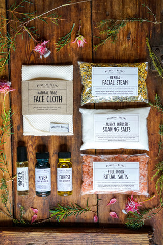 Bath and Body Self-Care Kit