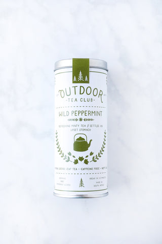 Wild Peppermint Loose Leaf Herbal Tea | Wild Peppermint Herbal Tea