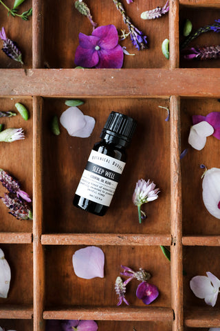 Sleep Well Essential Oil Blend