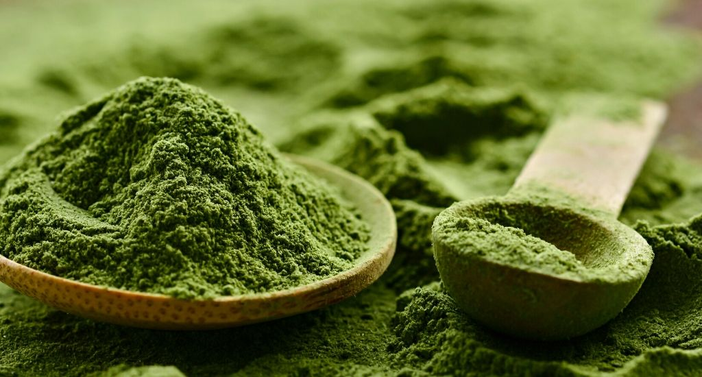 Antioxidanten in matcha