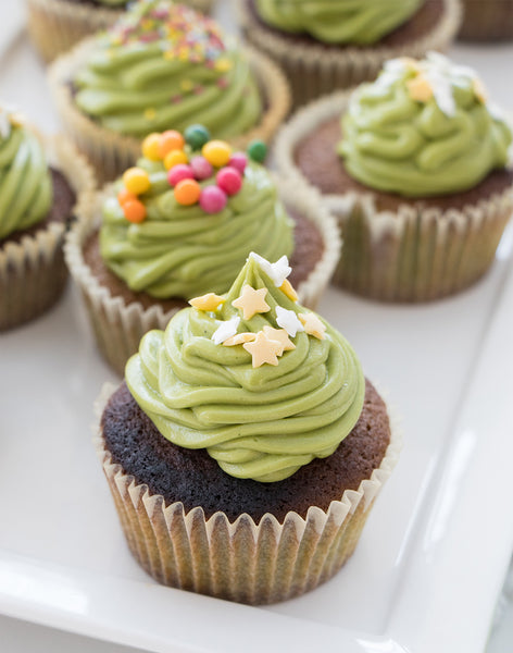 Cupcakes Joy of Matcha
