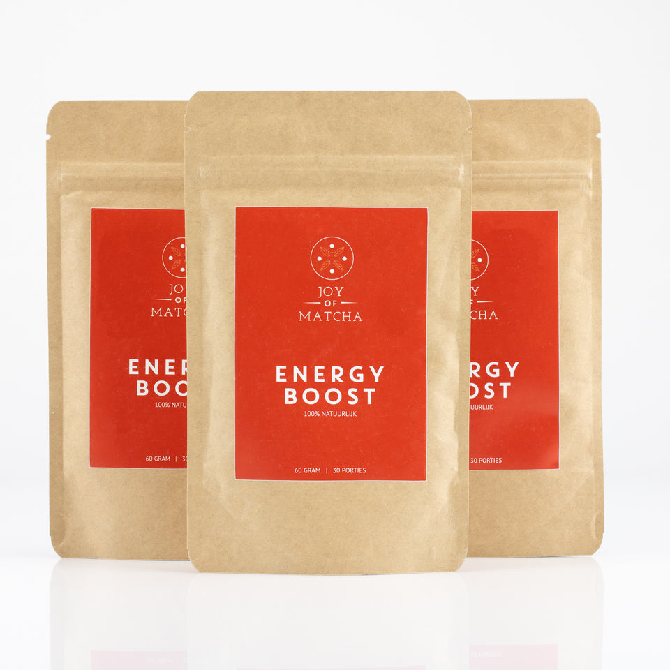 Energy Boost - Sportdrank