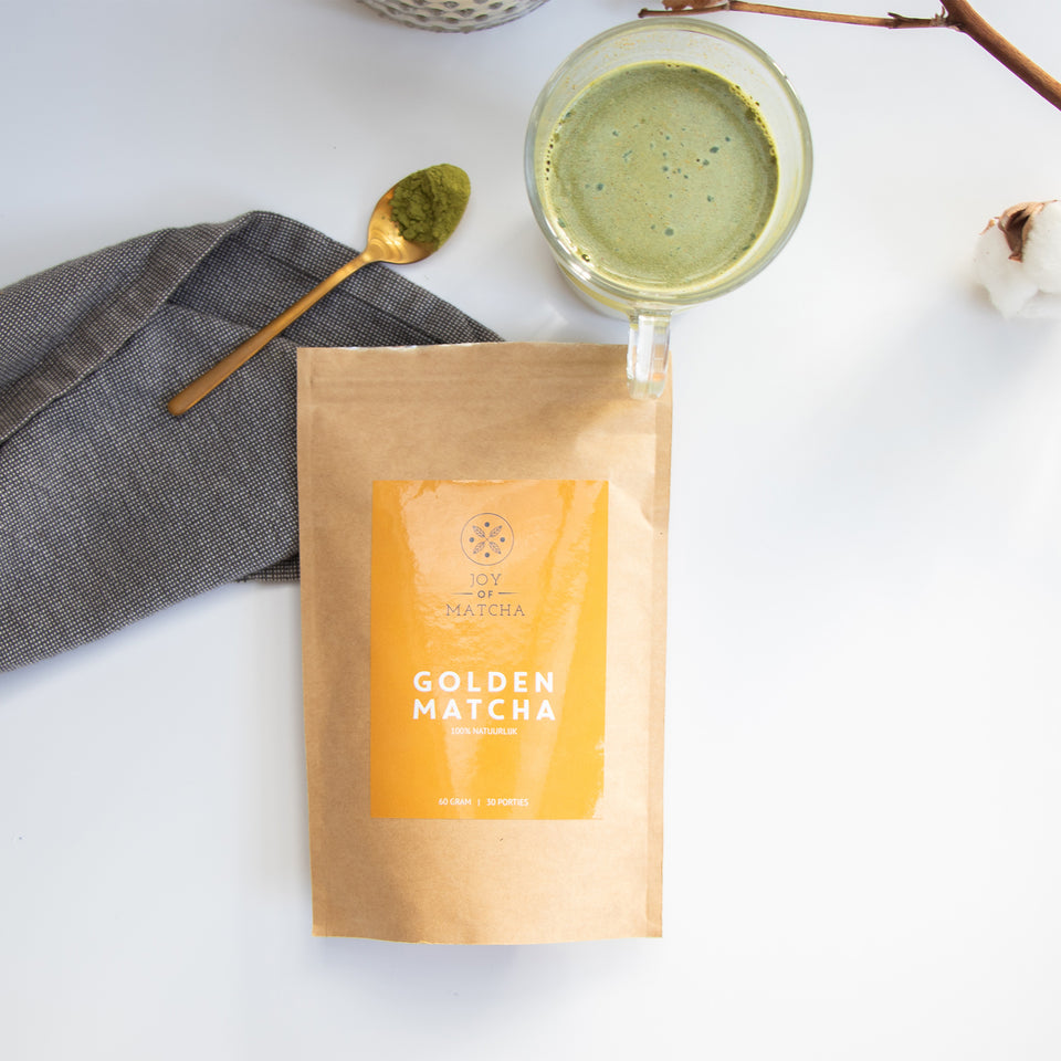 Golden Matcha