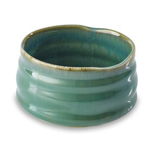 Matcha chawan kom Forest Green - Joy of Matcha