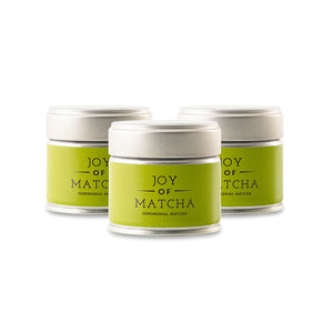 Matcha thee triple pack