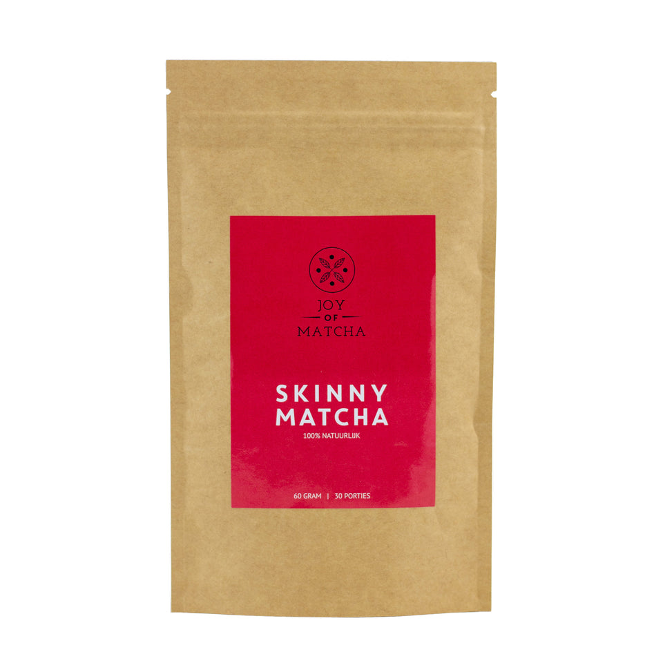 Matcha Blends Proefpakket