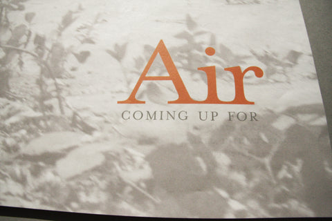 Coming up for Air - image 3