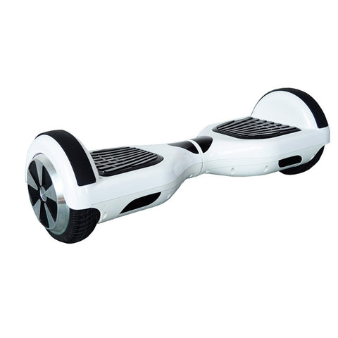 UL2272 approved 6.5 inch hoverboard in white color