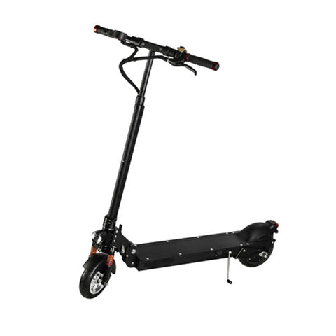 8 inch foldable electric kick scooter black color