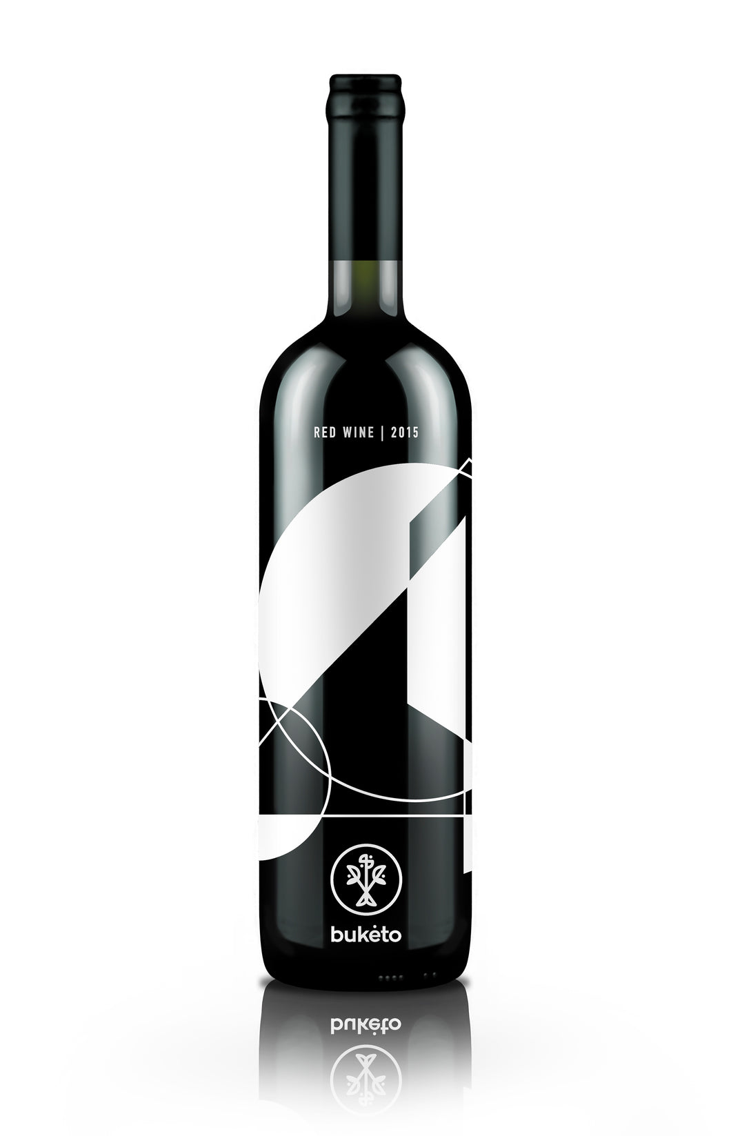 Buketo Red 2015 - 75cl