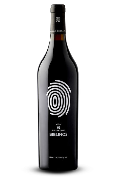 Biblinos Oenos Red 2012 75cl