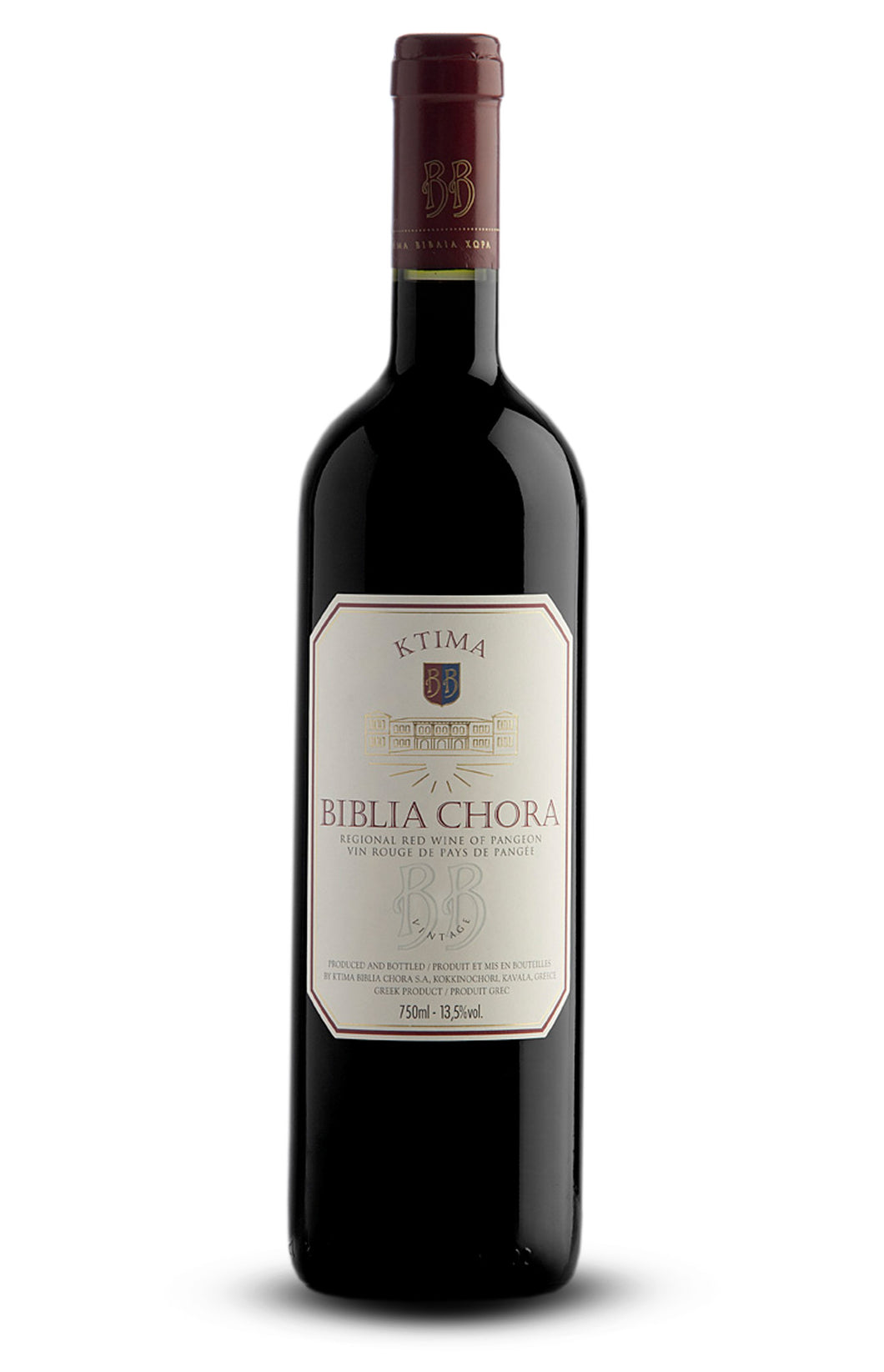 Biblia Chora Estate Red 2012 - 150 cl