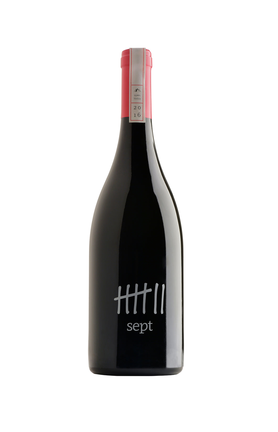 Sept Syrah de Nehla 2017 - 75cl