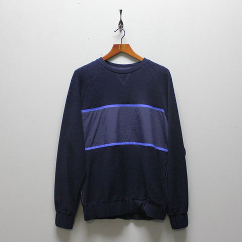 Crooks & Castles Iron Crew Sweatshirt - Navy