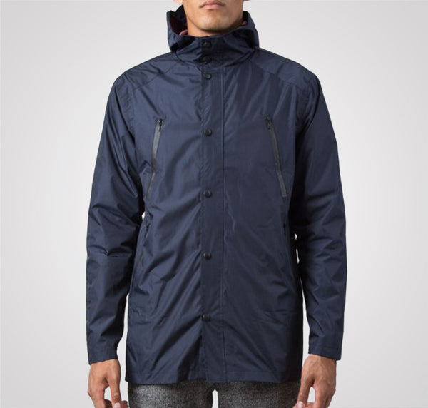 King Apparel Velo Performance Mac - Navy
