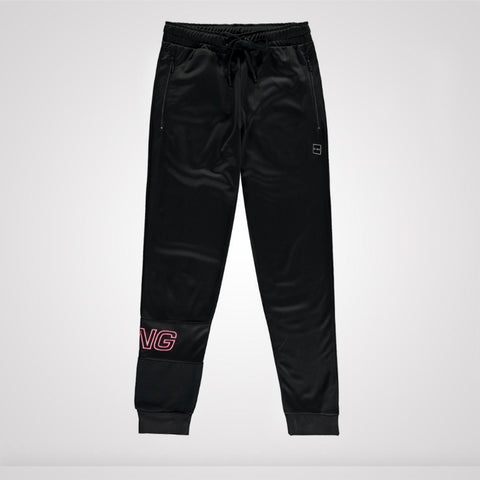 King Apparel Earlham Tracksuit Joggers - Black