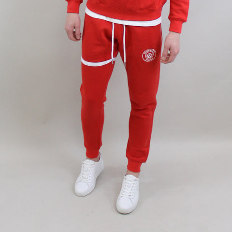 Northern Kings Joggers - Red