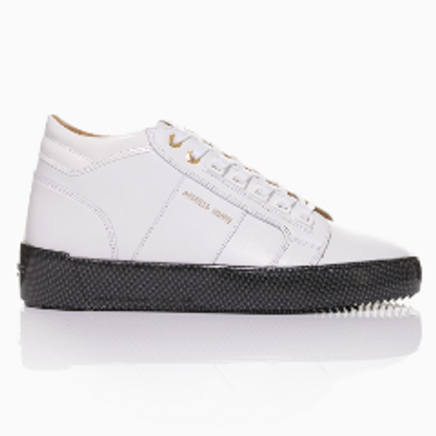 Android Homme Propulsion Mid - Leather White