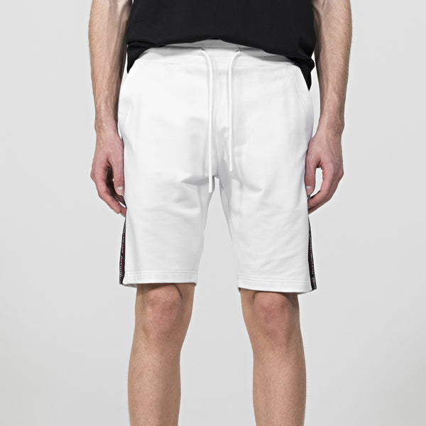 Antony Morato Logo Band Detail Shorts - White