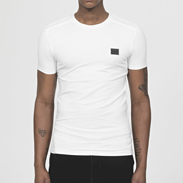 Antony Morato Sporty Plaque T-Shirt - White