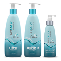 HAIRMAX HAIR CARE SYSTEM (3-Piece Bundle)