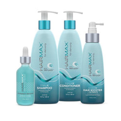 HAIRMAX HAIR CARE SYSTEM (4-Piece Bundle)