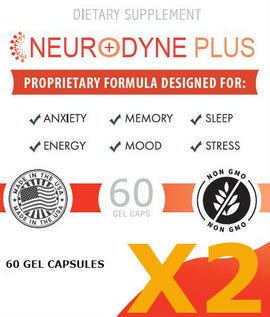 NEURODYNE PLUS (dual pack)