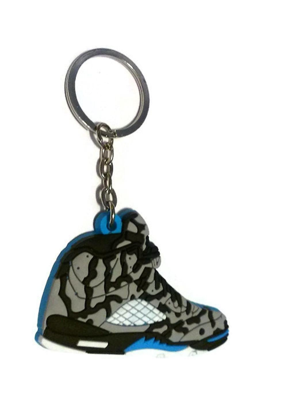 Air Jordan Shoe Key Ring Generation 8 Strap In 3lab5
