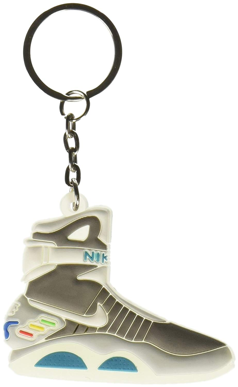 Air Mag Keychain - Glow in the Dark - Back to the Future Keychain - Sneaker Keychain