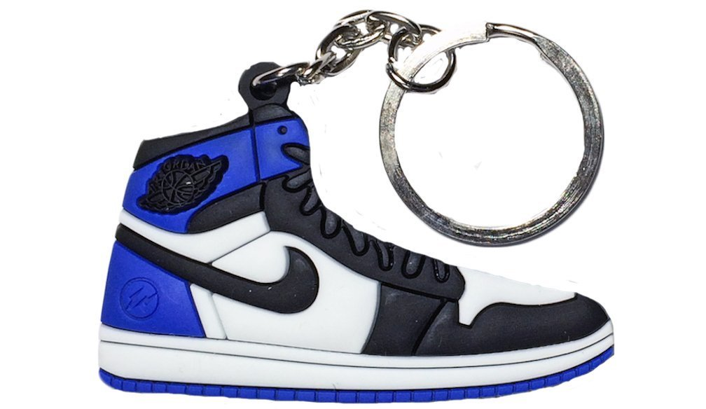 Nike Jordan 1 Royal Blue Black White