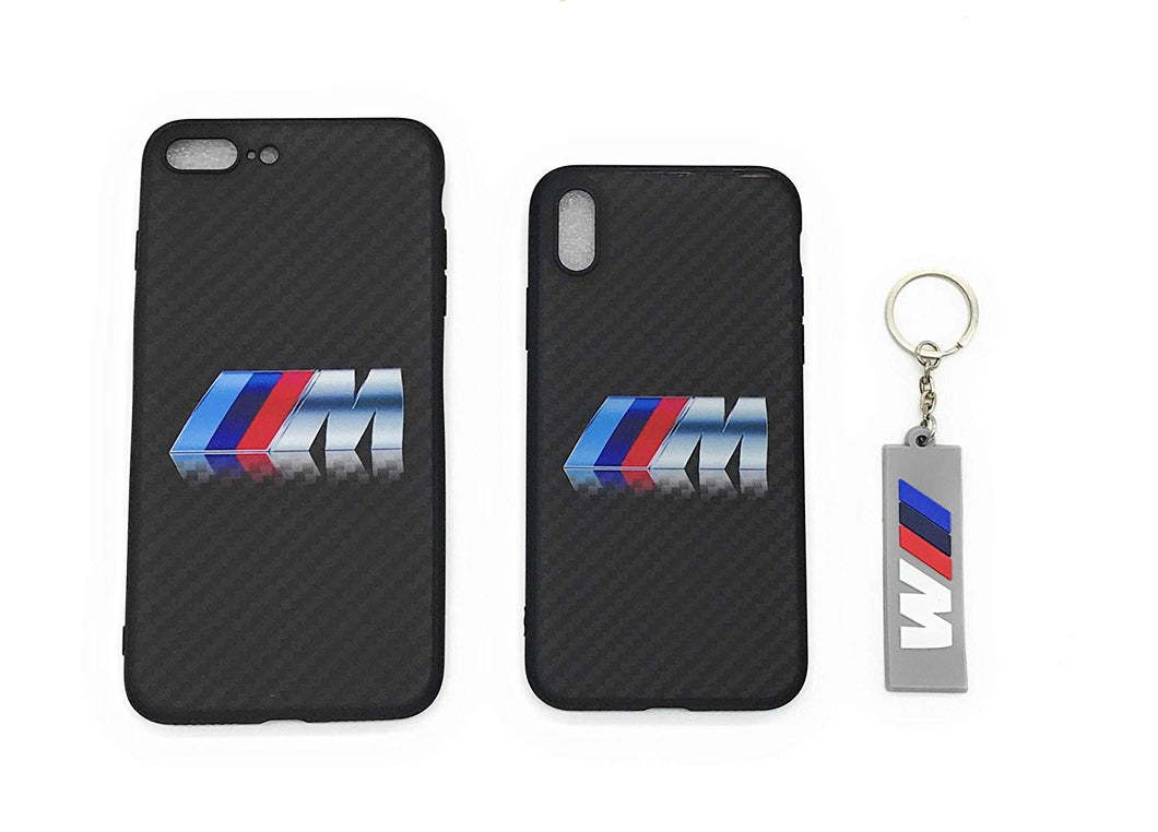 TechGearClothing BMW Exclusive Car Auto Design Cell Phone Cases For Iphone X and Iphone 7/8 Plus
