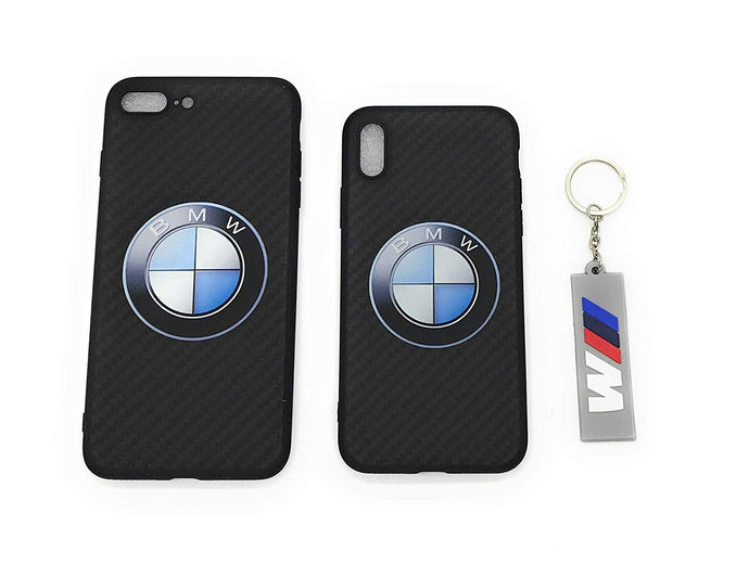 TechGearClothing Exclusive Car Auto Design Cell BMW Phone Cases For Iphone X and Iphone 7/8 Plus
