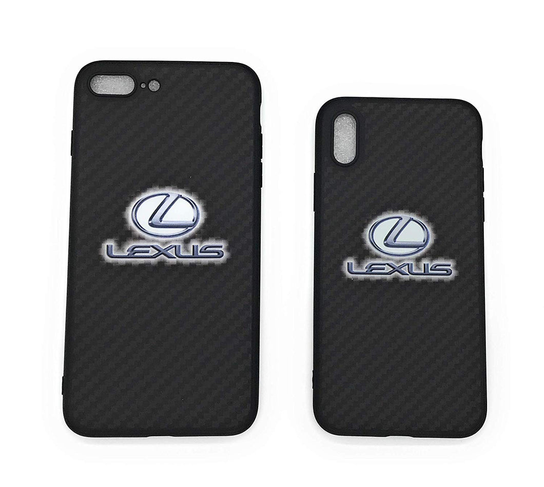 TechGearClothing Exclusive Car Auto Lexus Design Cell Phone Cases For Iphone X and Iphone 7/8 Plus